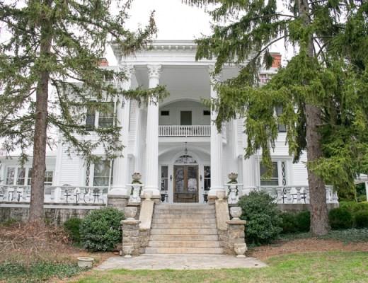 A Fancy Foodie Weekend at the Albemarle Inn in Asheville - Trailing Rachel