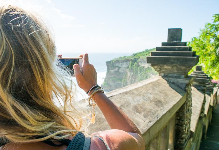 One Year of Travel - Trailing Rachel