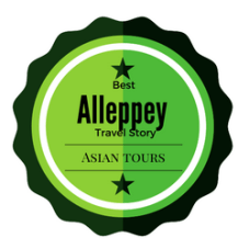 best alleppey india travel story badge