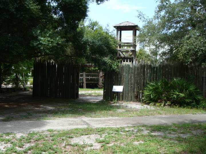 SEMINOLE WAR ERA FORT