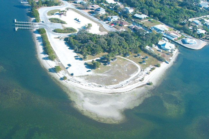 Indian Mound Park - Paulsen Point - Trail of Florida's ...