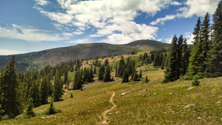 The Colorado Trail is a perfect thru-hike.  Imagine pristine mountain views, sublime storms that will make you experience real fear, trail towns and friends.