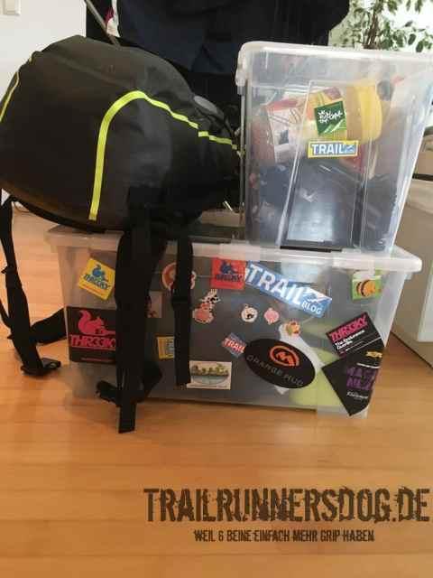 Trailrunning Ausrüstung