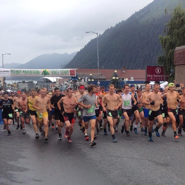 4 de Julio, día de Mt.Marathon Race
