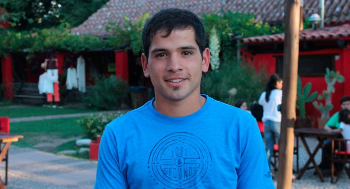 Entrevista Franco Paredes Pre Champa Ultra Race 2017