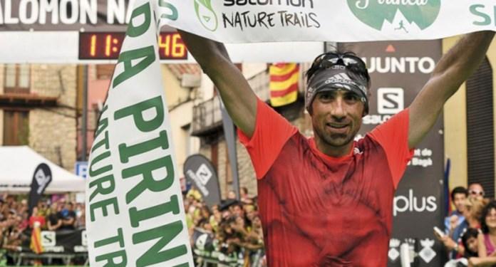 Entrevista a Luis Alberto Hernando Pre Ultra Pirineu 2015