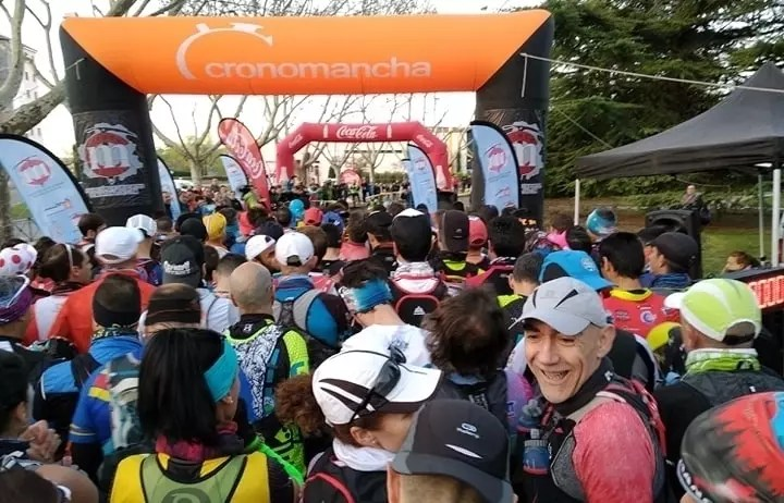 Salida Maratón Montaña Cuenca