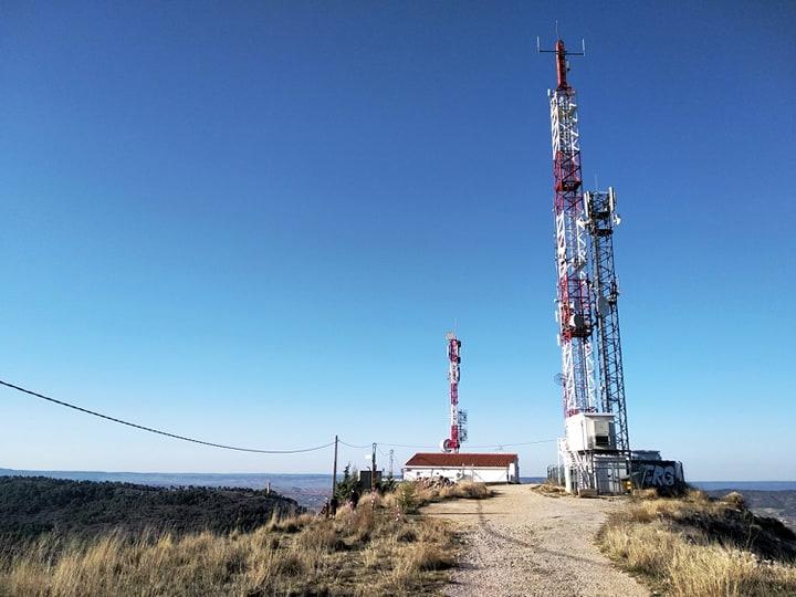 Antenas de Cuenca