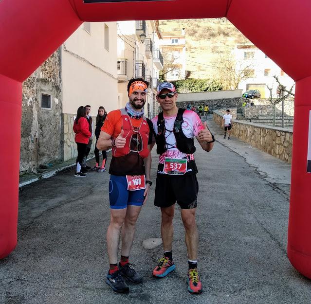 "Crónica ""Trail Puerta del Rey 2019"""