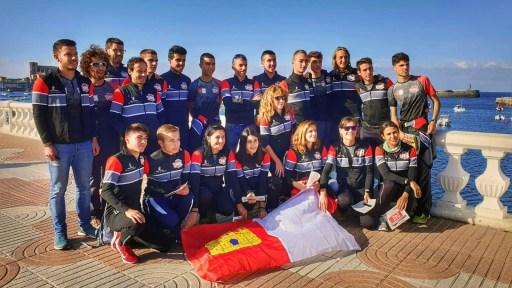 Selección Castilla-La Mancha