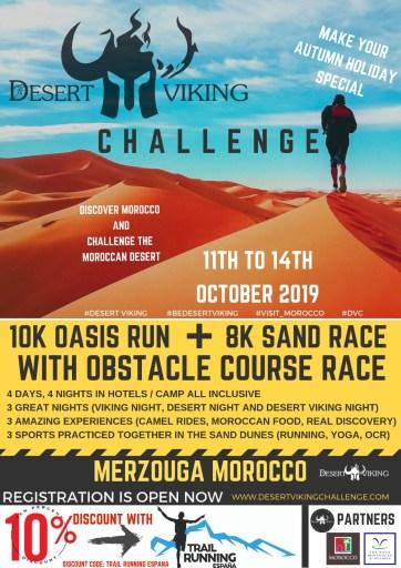 Cartel Desert Viking Challenge