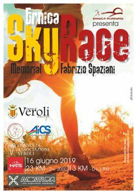 16/06/2019 - Ernica Skyrace Veroli (Italia)