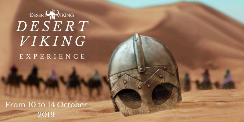 Desert Viking Experience