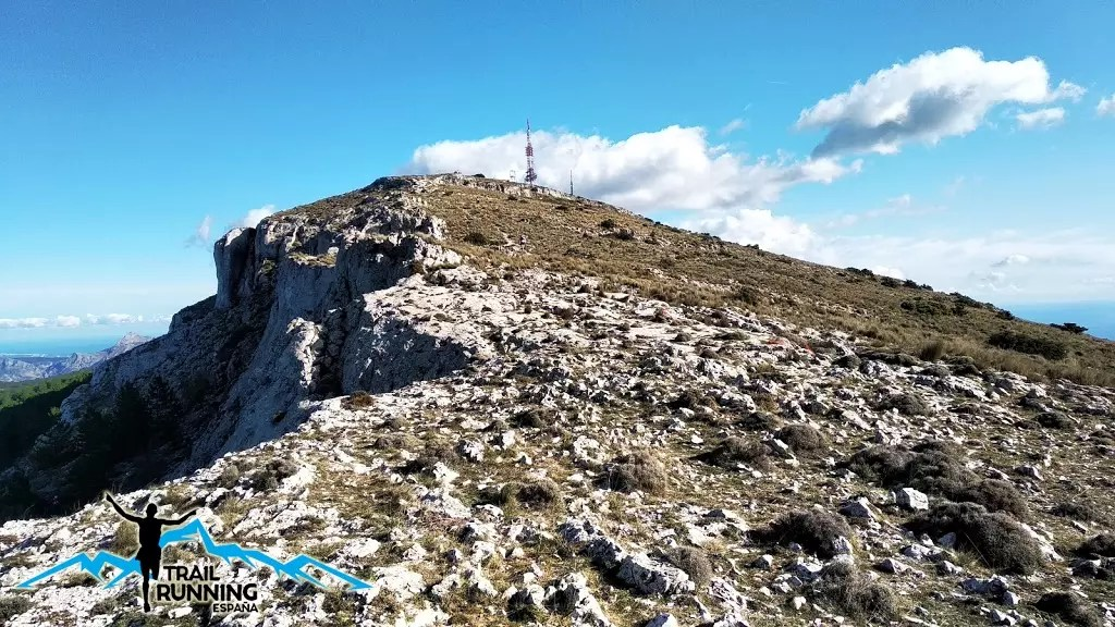 Aitana (1.544 msnm)