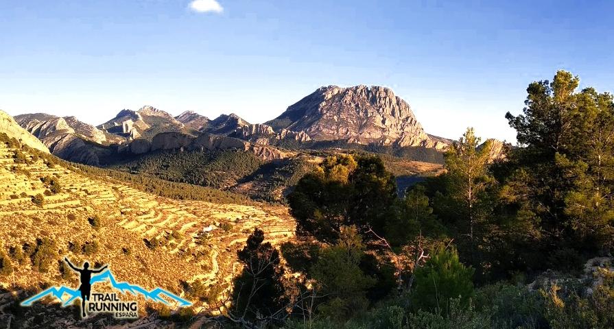 Puig Campana desde la vertiente Oeste