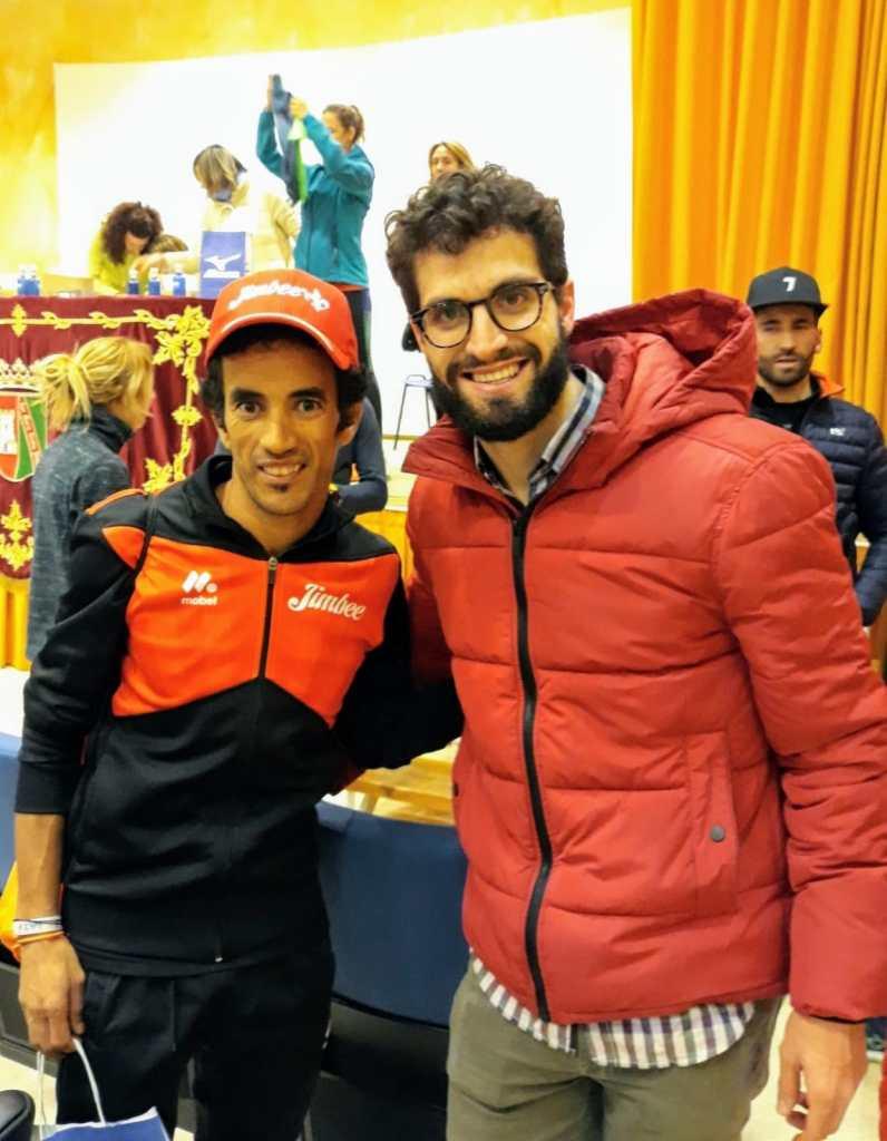 Trail Running España con Zaid Ait Malek