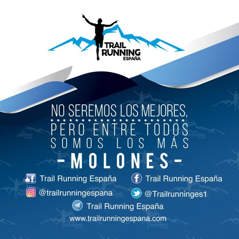 Pegatinas Trail Running España
