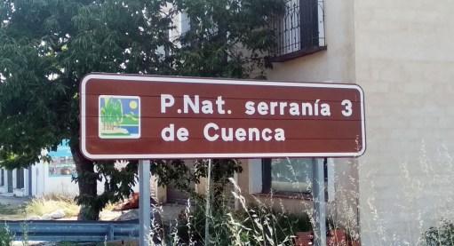 Reto travesía Serranía Cuenca