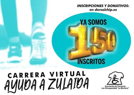 "Carrera solidaria ""Ayuda a Zulaida"""