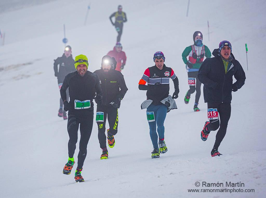 Snowrunning Sierra Nevada - Campeonato España (2021) (Foto: Ramón Martín)