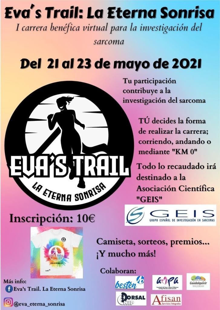 Eva's Trail: La Eterna Sonrisa (10-11/05/2021)