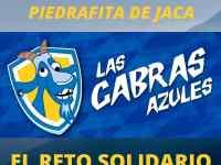 """Reto solidario """"Las cabras azules"""""""