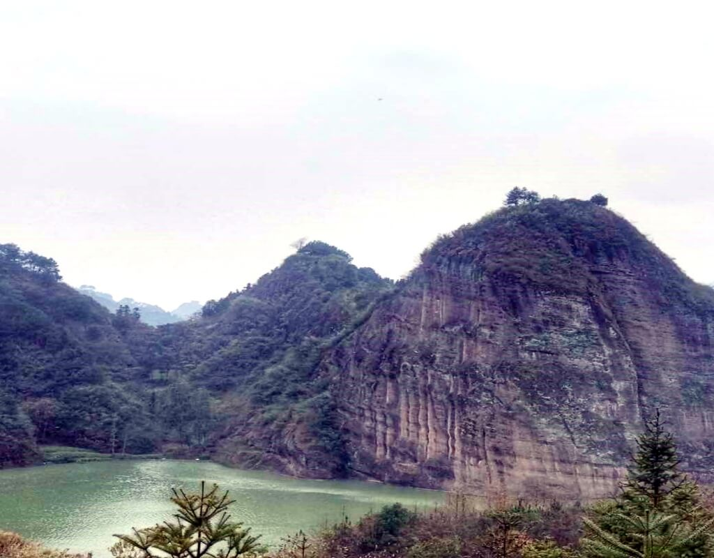 Poyan Mountain