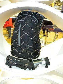 Pacsafe mesh pack guard