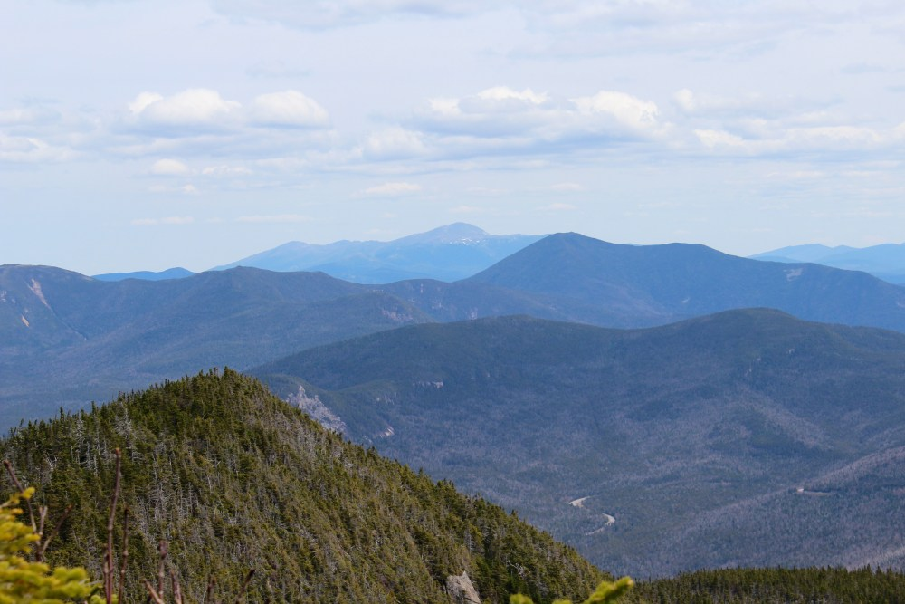 view from mt. osceola summit