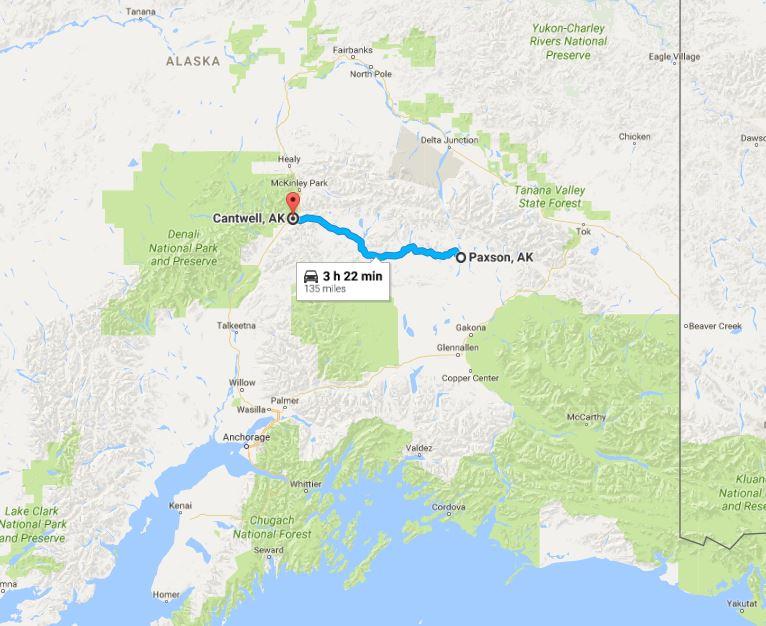 Denali Highway Trails Unblazed