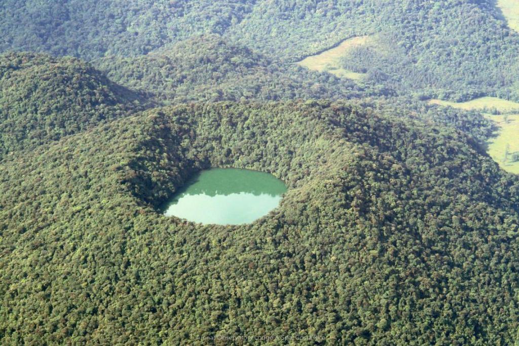 cerro chato volcano hike