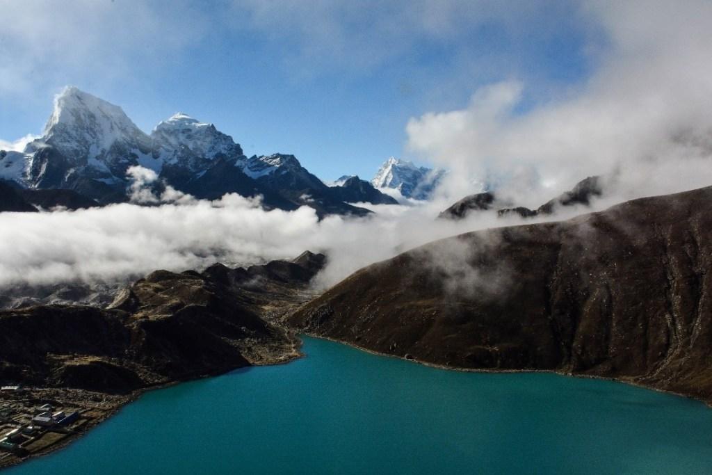Gokyo Ri hike Nepal