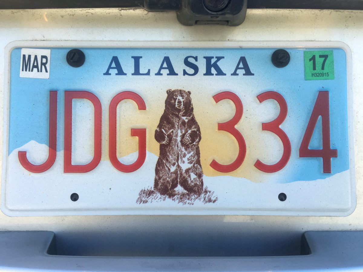 Power Rankings: State License Plates