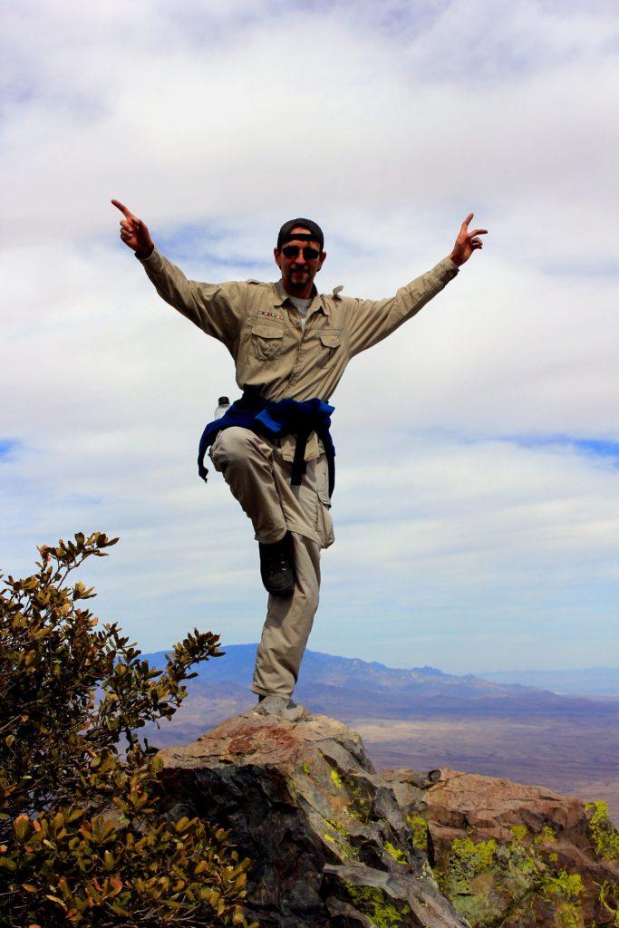 Dos Cabezas Hike Arizona Trails Unblazed