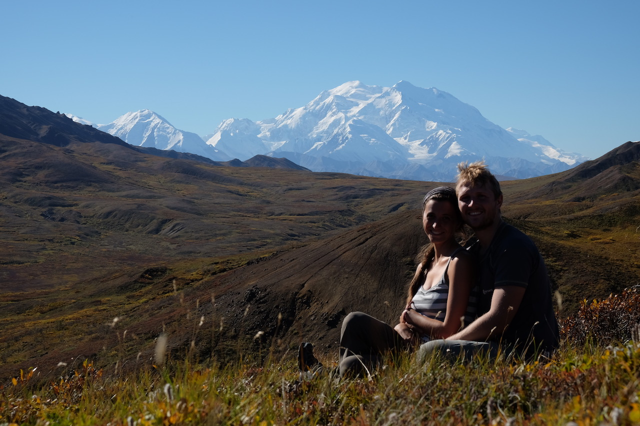 Denali Backcountry Camping Trails Unblazed