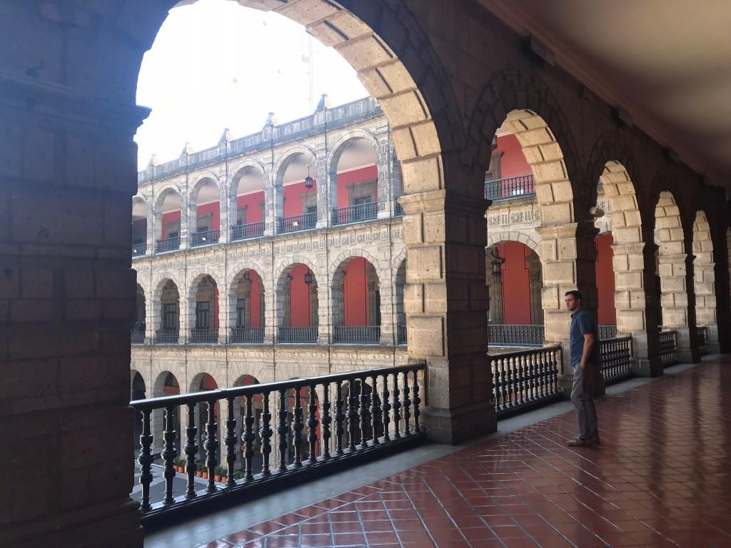 rivera murals palacio nacional
