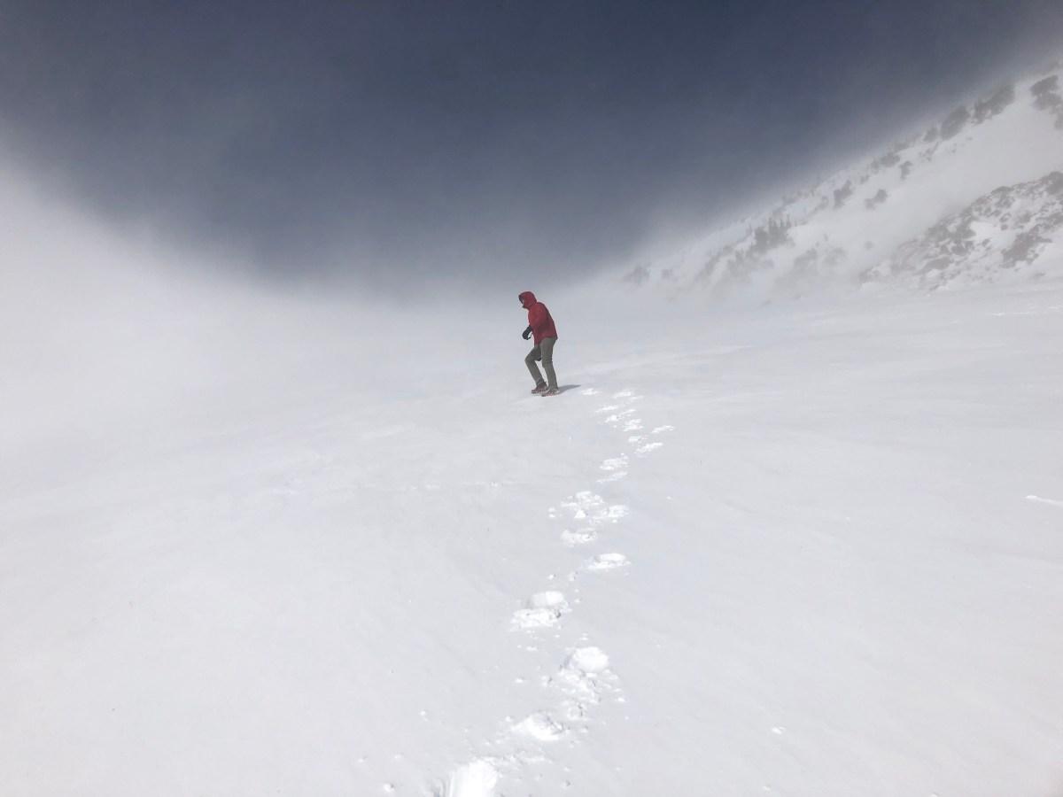 St. Mary's Glacier – Winter Hike