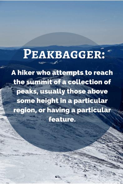 peak bagger