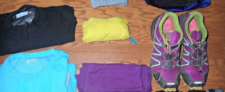 JMT Gear Lineup: A Look Back At What I Brought