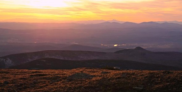 Mount Moosilauke Sunset Hike