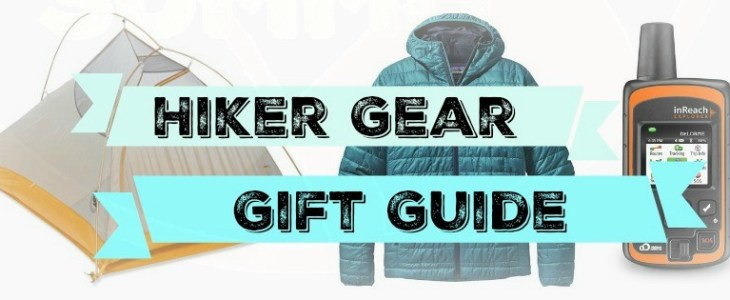 Gear Gift Guide for Hikers