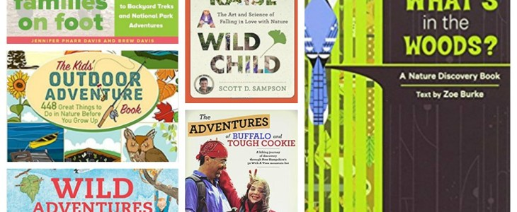 Reference and Children's Books for Exploring the Outdoors