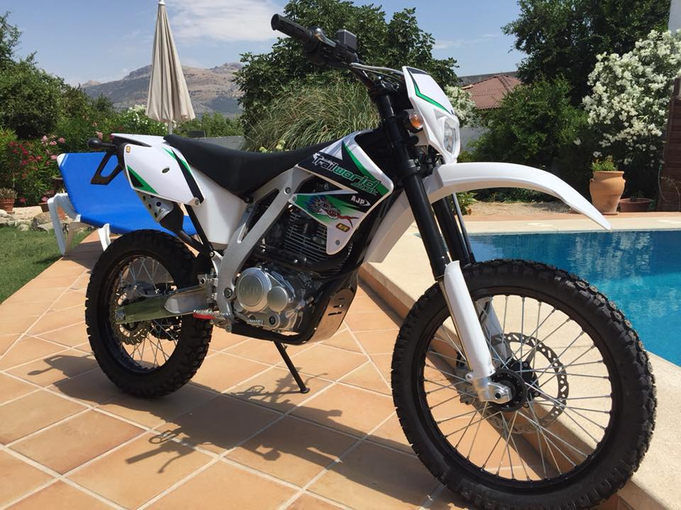 AJP PR3 Enduro Motorcycle