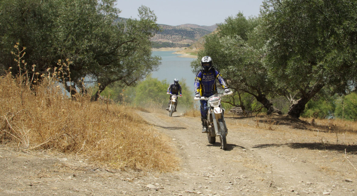 3 Day Off-Road Motorcycle Tour in Spain
