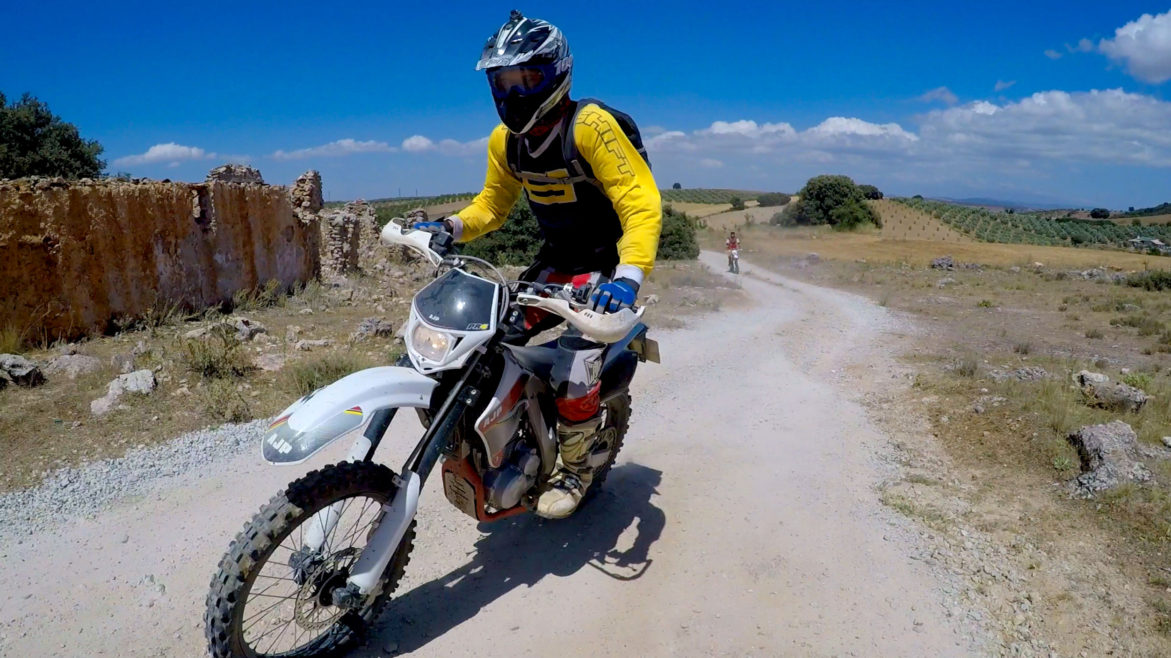 1 to 5 Day Guided Off-Road Guided Motorcycle Adventure Tours