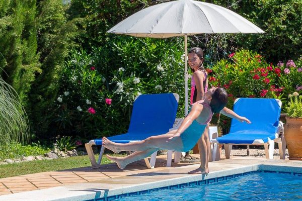 child friendly swimming pool