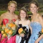 Cô gái có Hội chứng Down đăng quang Nữ hoàng Trung học