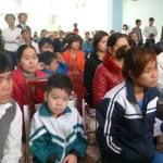Khám và phẫu thuật miễn phí cho trẻ em khuyết tật