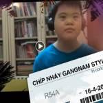 Chíp nhảy Gangnam Style