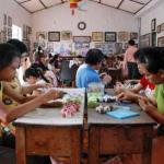 Những mảnh đời ở Trung tâm dạy nghề từ thiện Quỳnh Hoa